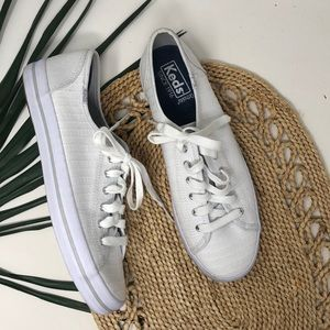 Keds Women's Champion Lace-Up Ortholite Sneakers 9